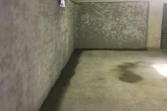 trattamento garage interrato ciclo osmotico strutturale  Naici  lavora in spinta attiva e in controspinta
