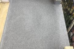 rivestimento in resina da esterno su impermeabilizzazione di Cemenguaina denominato Ceramic Naici